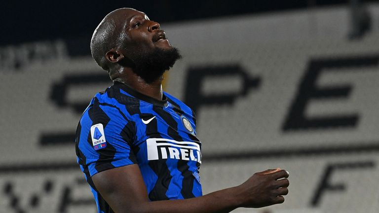 Inter Milan were held to a frustrating 1-1 draw by Spezia