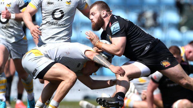 Luke Cowan-Dickiewill brings plenty of  physicality