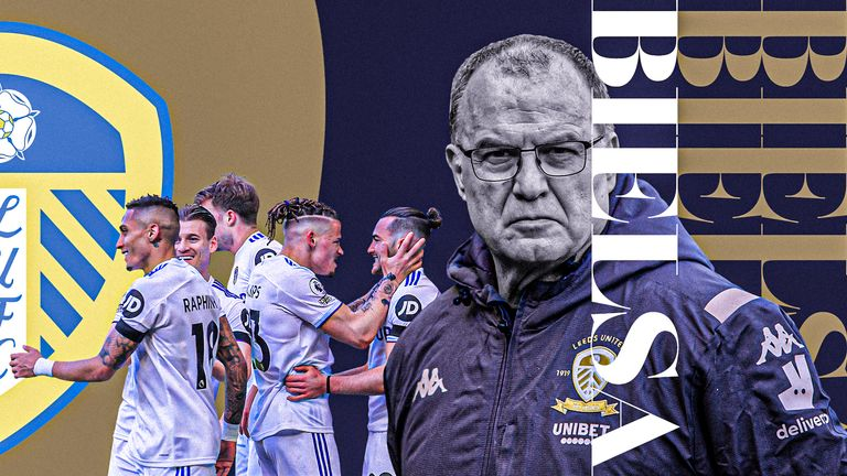 Marcelo Bielsa spoke exclusively to Sky Sports ahead of Monday Night Football
