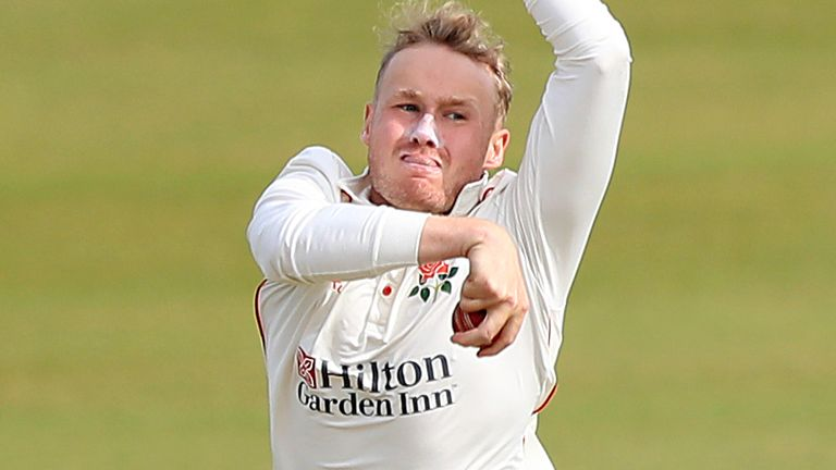 Matt Parkinson has proven himself as a match-winner for Lancashire in the County Championship