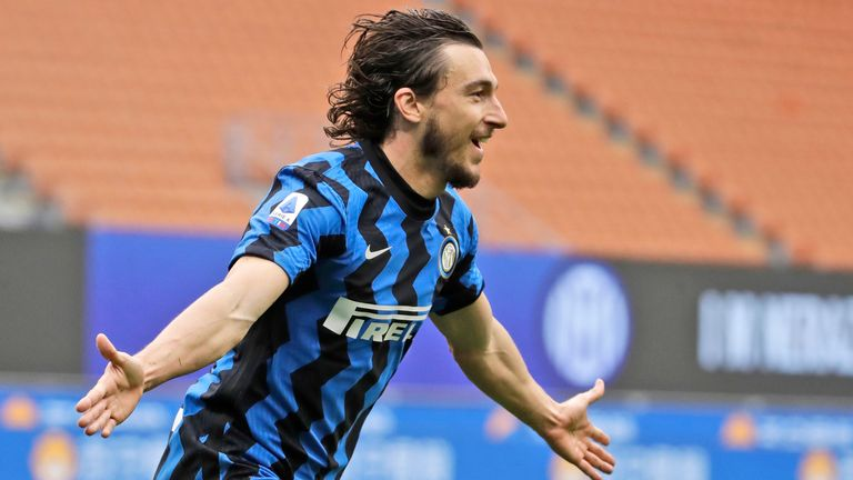 Matteo Darmian was Inter's unlikely matchwinner against Cagliari