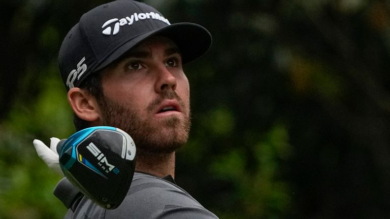 Wolff has not played since being disqualified from the Masters