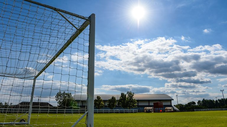 Scotland will be based at Middlesbrough's Rockliffe Park training ground during Euro 2020 (Getty)