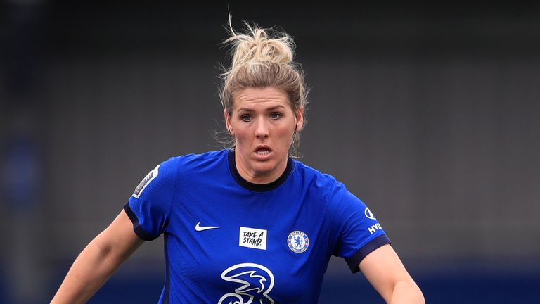 Millie Bright has played a key role for Chelsea Women this season