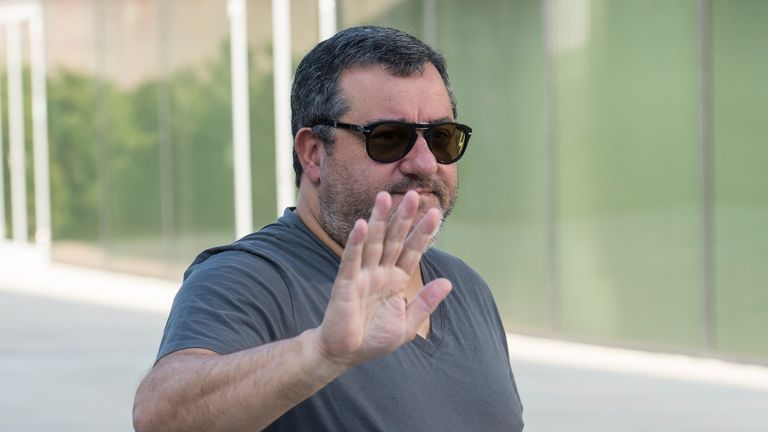 Getty - Mino Raiola