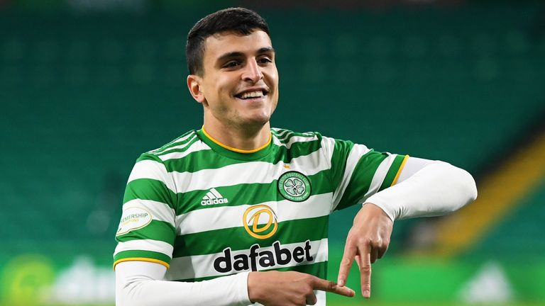 Mohamed Elyounoussi made it 3-0 in Glasgow on Saturday