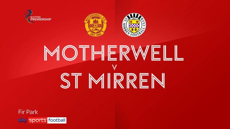 Motherwell St Mirren