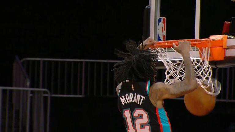 Ja Morant NBA