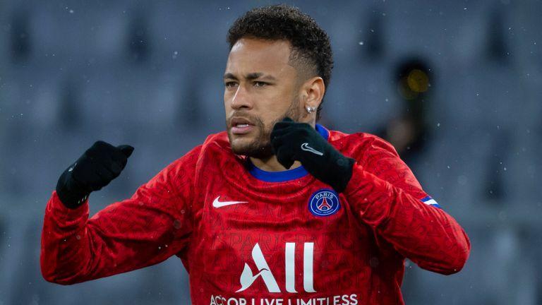 Neymar (AP)