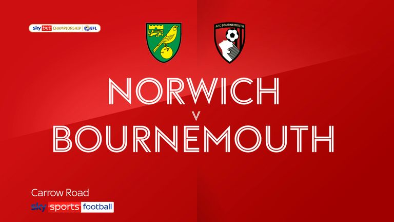 Norwich v Bournemouth