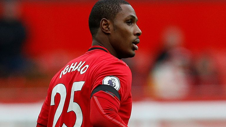 Odion Ighalo has been reflecting on his year at Manchester United with Sky Sports News' Dharmesh Sheth