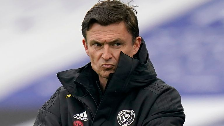 Paul Heckingbottom (AP)