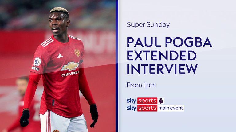 Paul Pogba interview promo
