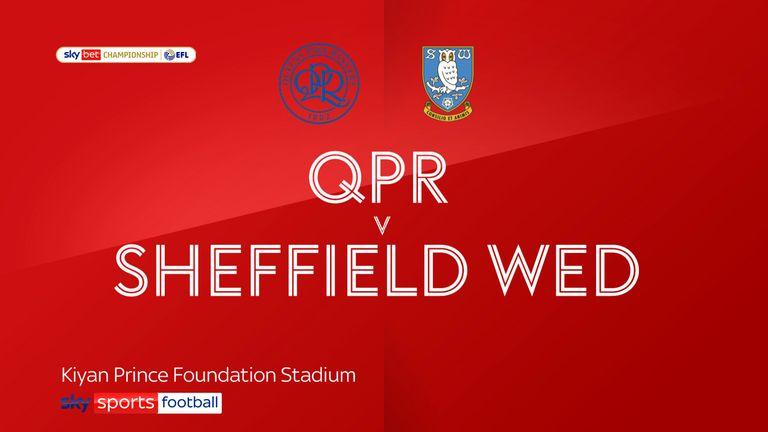 QPR v Sheffield Wednesday