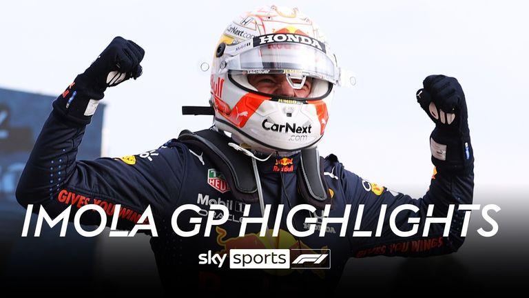 Imola GP race highlights