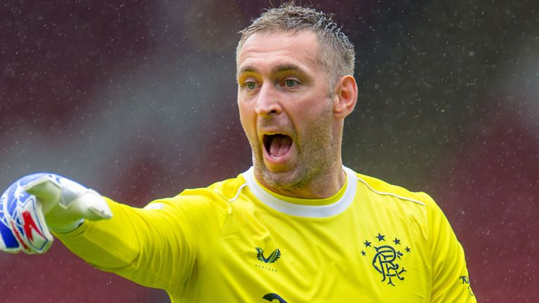 Allan McGregor has signed a new contract at Rangers until the summer of 2022