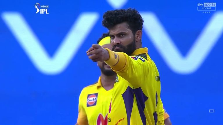 Ravindra Jadeja starred with bat, ball and in the field as Chennai Super Kings beat RCB to go top of the IPL