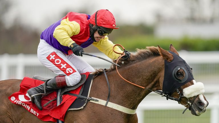 Johnson struck up a great partnership with the Cheltenham Gold Cup winner Native River