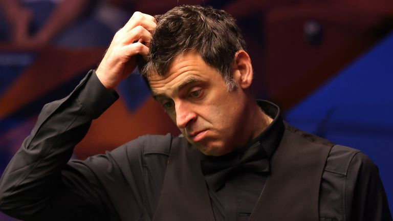 Ronnie O'Sullivan insists he will need to be more careful in public