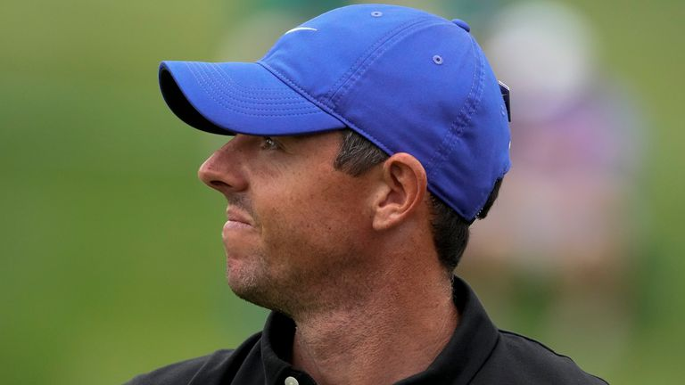 Rory McIlroy is among those to have previously spoken out against the idea of a Premier Golf League