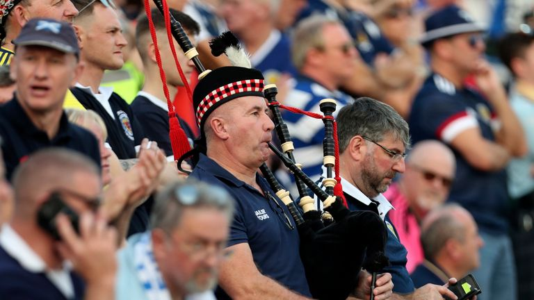 Scotland fans have been given fresh hope of attending Euro 2020 fixtures at Hampden Park this summer