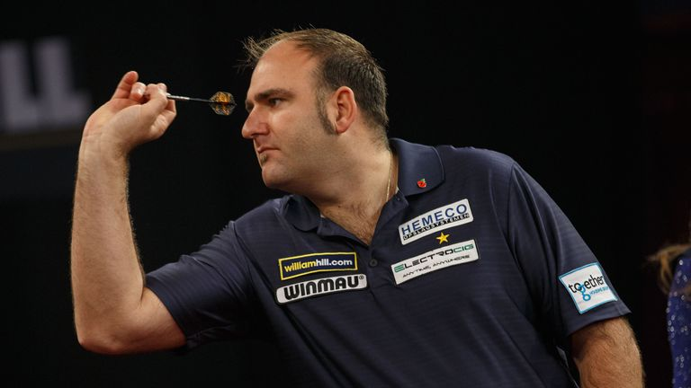 Scott Waites won the Grand Slam as a BDO player in 2010