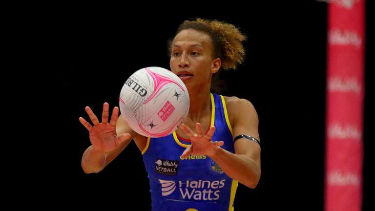 Serena Guthrie has been an integral part of Team Bath's success in 2021 thus far (Image: Ben Lumley)