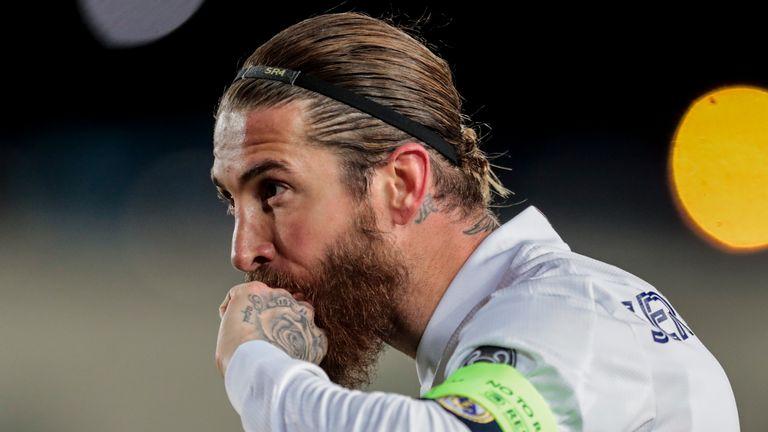 Real Madrid and Spain captain Sergio Ramos has tested positive for coronavirus