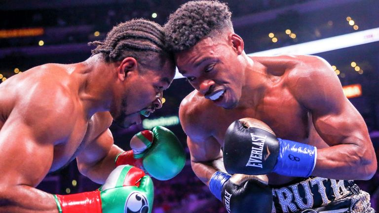 Shawn Porter, Errol Spence Jr