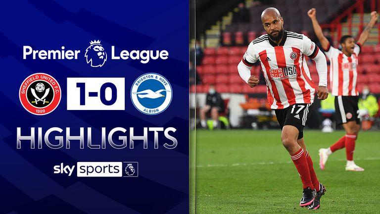 Sheff Utd 1-0 Brighton
