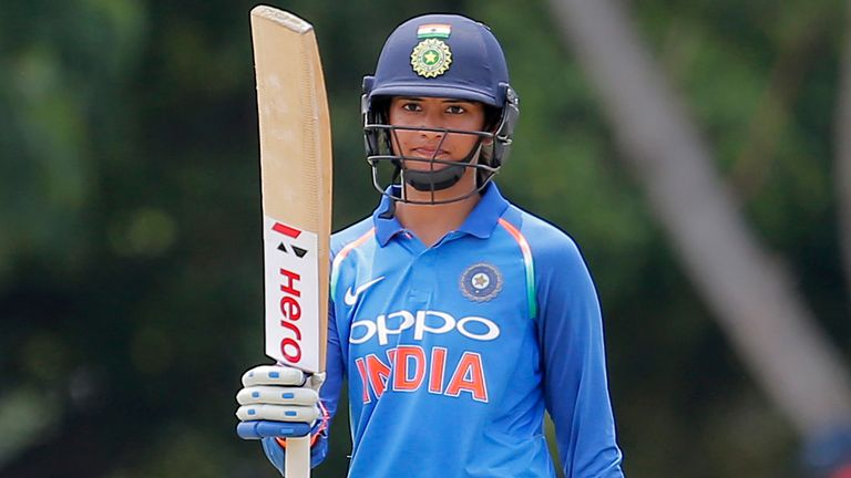 Smriti Mandhana is a key player for India, who will follow their Test against England by playing three ODIs and as many T20s