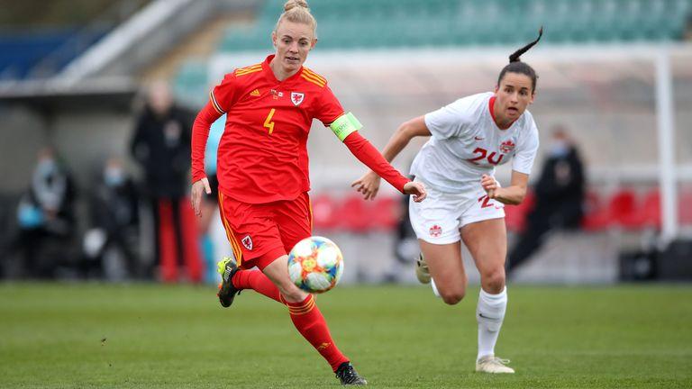 Sophie Ingle, Wales Women captain