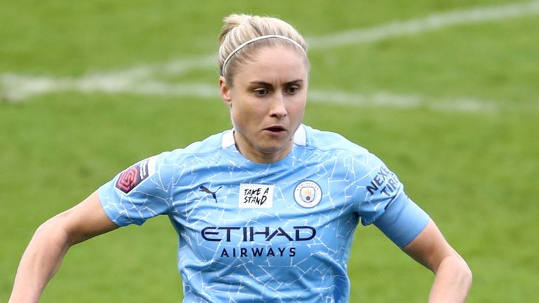 Manchester City and England Women captain Steph Houghton will be part of a players' group at the PFA