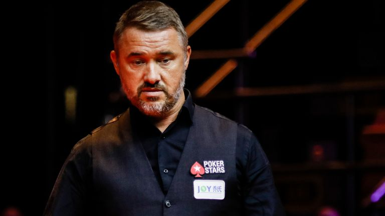 Stephen Hendry won the last of his seven world championship titles in 1999 but he was unable to make a return to the Crucible at the age of 52 after going out in qualifying