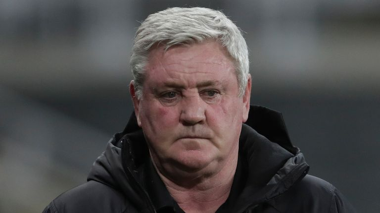 Steve Bruce: Newcastle United head coach says this season is the most difficult of his managerial career |  Football News