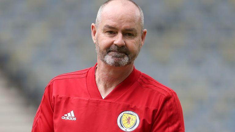 Scotland boss Steve Clarke (PA)