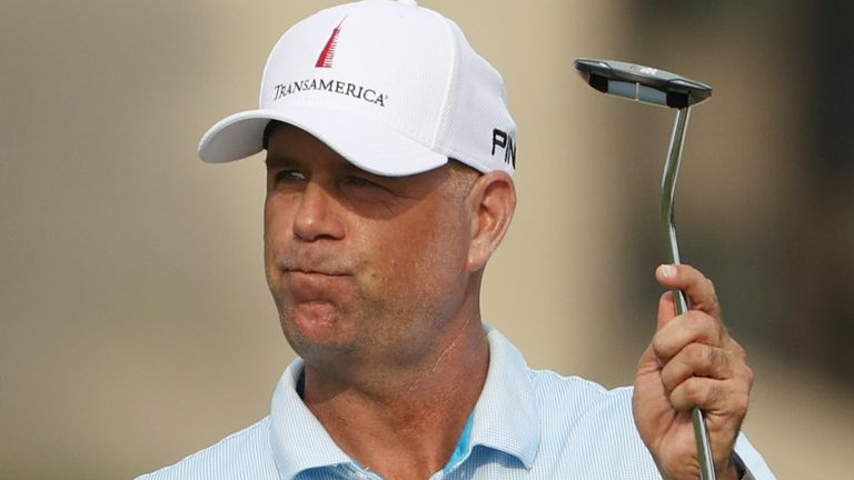 Cink mixed two birdies with one bogey during the final round