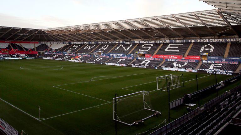 Swansea's Liberty Stadium (PA)