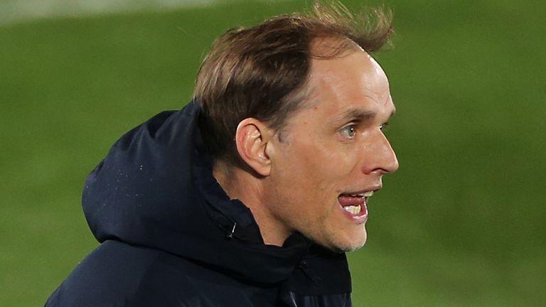 Chelsea boss Thomas Tuchel (PA)