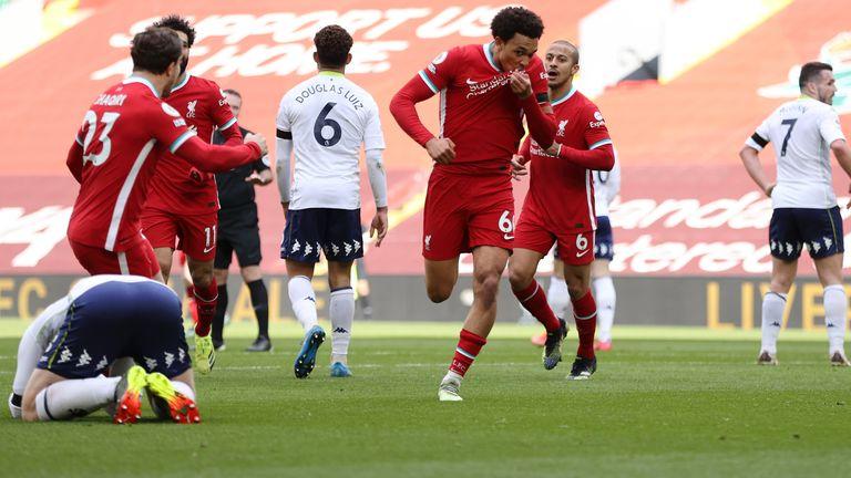 Trent Villa Liverpool