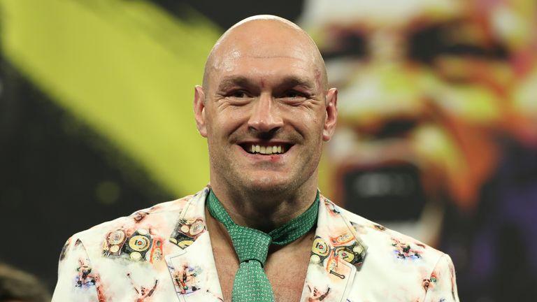 PA - Tyson Fury