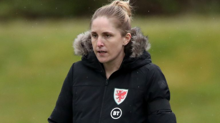 Gemma Grainger lost her first match in charge against Canada