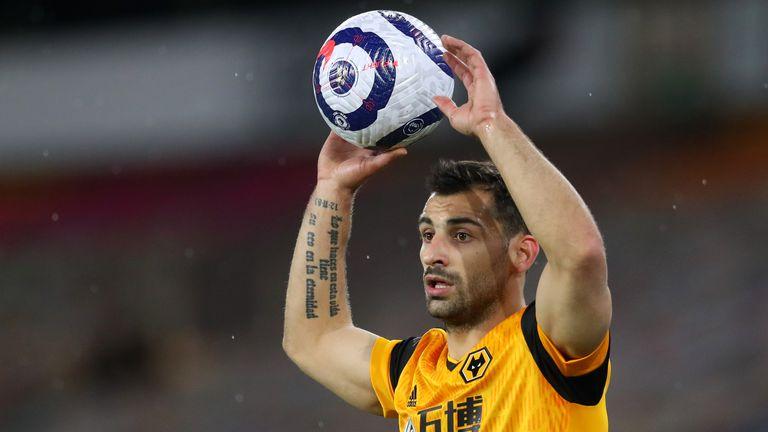 Wolverhampton defender Jonny Otto