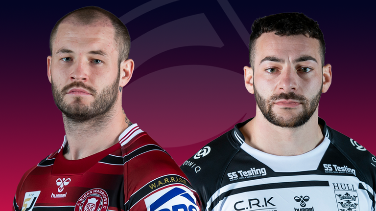 The battle between full-backs Zak Hardaker and Jake Connor could be a key one on Thursday