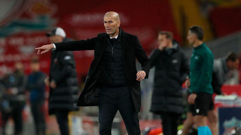 AP - Zinedine Zidane