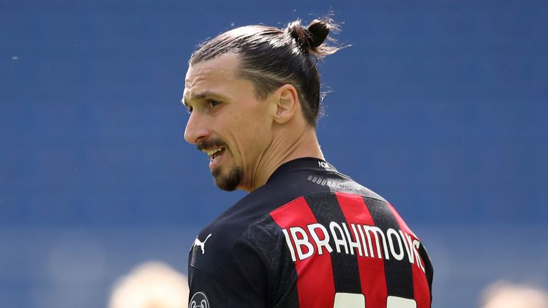 Zlatan Ibrahimovic is on the verge of signing a new contract at the San Siro
