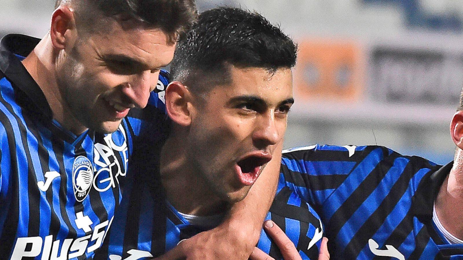 Tottenham transfer news: Cristian Romero completes medical ahead of £47m move from Atalanta