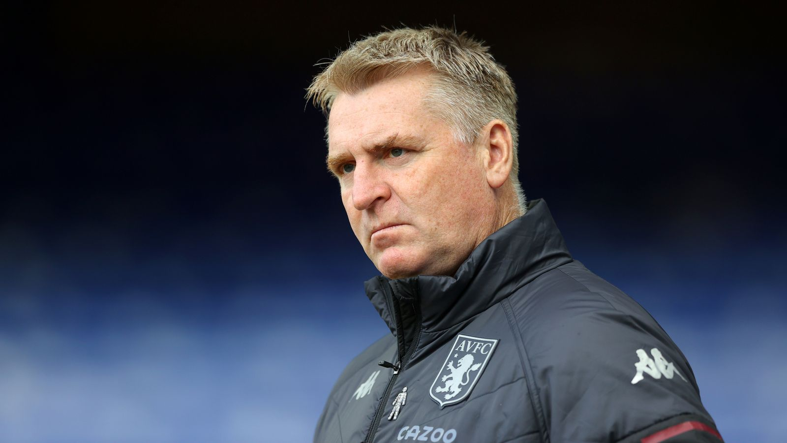 Dean Smith urges Aston Villa to go 'toe to toe' with Manchester United in Premier League fixture
