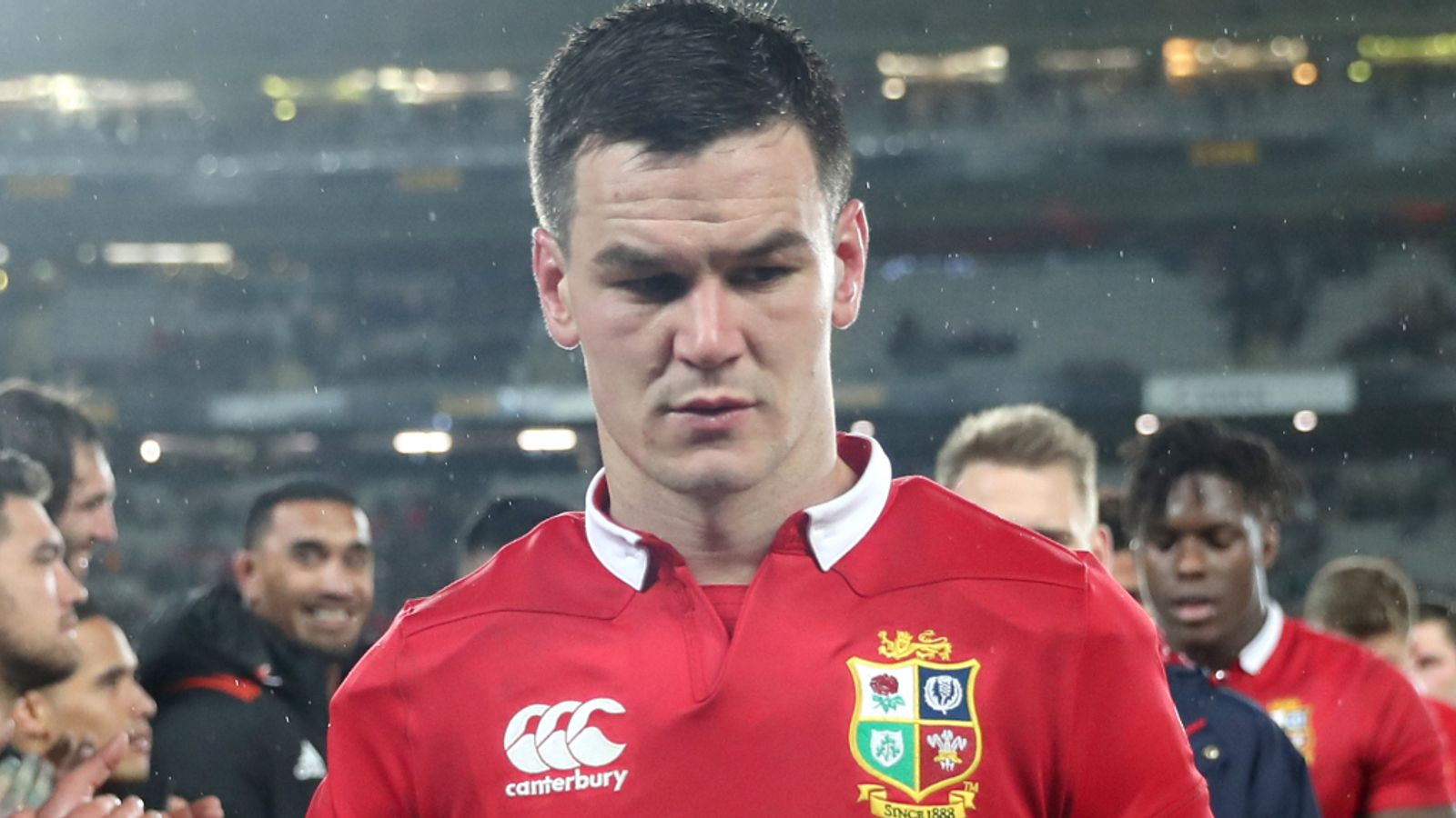 British Irish Lions: Johnny Sexton missed out on Warren Gatland's squad due to injury history, says Tommy Bowe