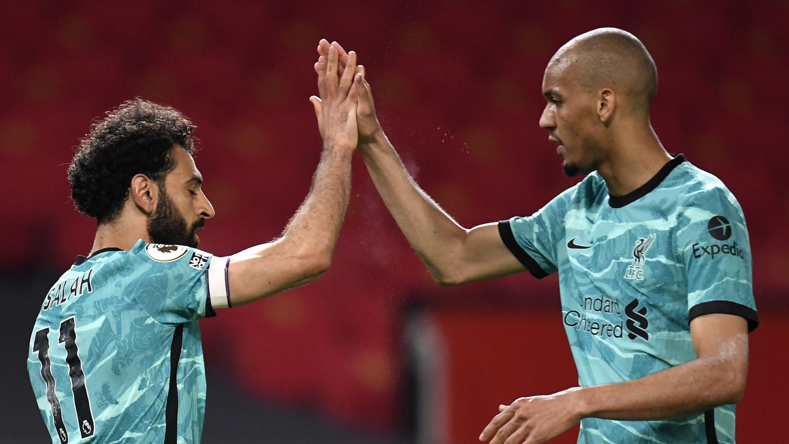Fabinho: Liverpool midfielder says top-four Premier League finish would mean a successful season